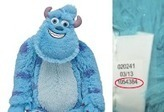 Sully From Build-a-Bear Has Eyes That Fall out of His Head:RECALLED | Safety and recalls | Scoop.it