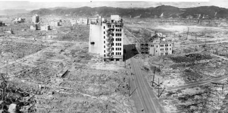 Five Panoramic Photographs of the Ruins of Hiroshima | Navigate | Scoop.it