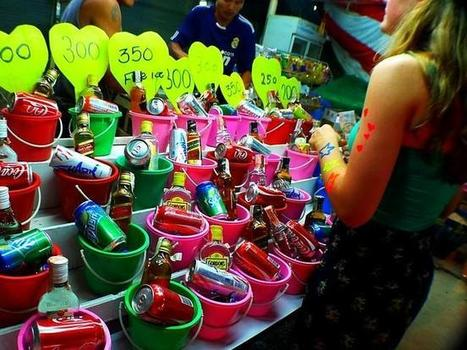 Bucket drinks: the shock Schoolies danger (Thailand) | Alcohol & other drug issues in the media | Scoop.it