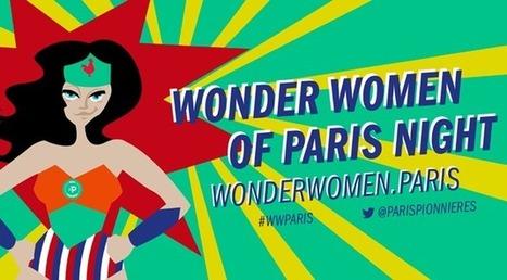 Wonder Women of Paris : le concours des championnes de la French Tech | Entreprendre | Scoop.it