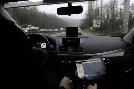 LOR'Actu.fr - Moselle : le radar mobile embarqué a disparu | Radars | Scoop.it