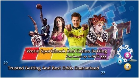 Raise your game and get ready for big cash at Online Sportsbook Malaysia | Online Sports Betting Account in Indonesia | Scoop.it