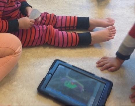QR-koder utvecklar lärandet i förskolan, del1 | IKT i grundskolan | Scoop.it