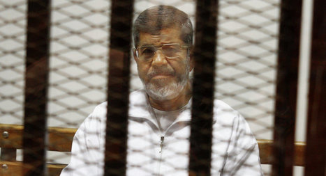 Egypt's Former President Morsi Sentenced to Death / Sputnik International | Shahriyar Gourgi | Scoop.it