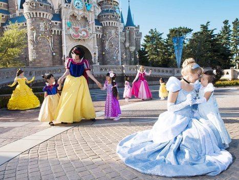 Tokyo Disney Parks Claim 600 Millionth Visitor - Variety | Disney and Identity | Scoop.it