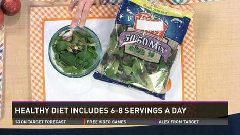 National Eating Healthy Day promotes fruits, veggies - WZZM | Fruit for Health | Scoop.it