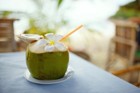 Why Coconut Water Could Replace Your Sports Drink | Eating Well | Scoop.it