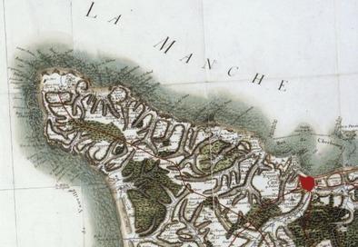 Voyage dans la France du XVIIIe siècle, la tête dans les cartes de Cassini - Rue89 | GénéaKat | Scoop.it