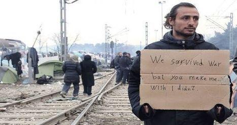 Nota desde Idomeni #Grecia. Esperando a #Bruselas | EURICLEA | Scoop.it