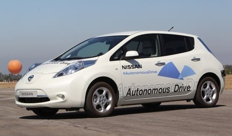 Report: Ghosn predicts autonomous cars on the roads by 2018, if laws allow | Alphatech5 Energy Blog | Renewable Energy News | Scoop.it