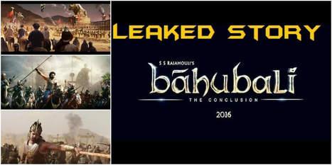 Bahubali 2 Leaked Scene & Photos Got Viral | Parbhas Telugu Movie | Fashion | Scoop.it