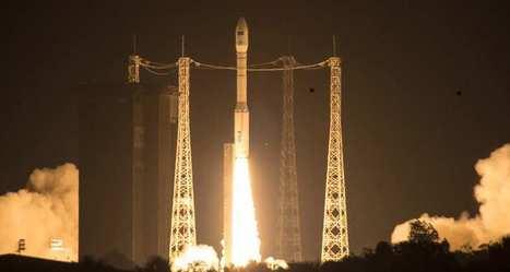 Espace: lancement réussi pour le satellite Sentinel-2A - Industrie - Services - Les Echos.fr | ichtyologie | Scoop.it