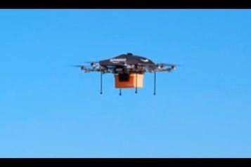 Amazon livrera bientôt vos commandes par... drone | Tendances Communication - Réalité augmentée - Objets communicants | Scoop.it