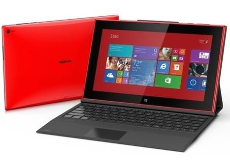 Lumia 2520: A publicidade começa com o ataque à concorrência | Tecnologia e Comunicação | Scoop.it