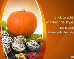 Free Halloween Presentation Template | PowerPoint presentations and PPT templates | Scoop.it