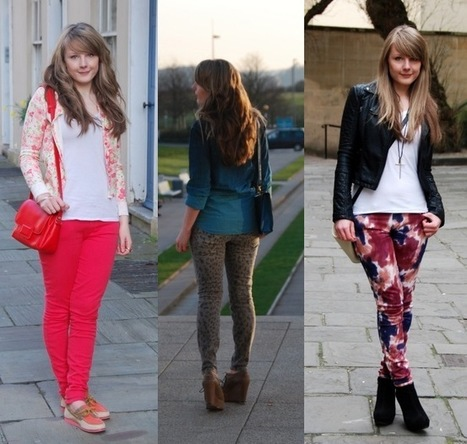 How To Find The Perfect Skinny Jeans | Fashion | Scoop.it