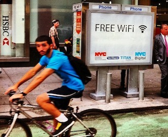 Take Heart, Pay Phones: When You Die, You Become WiFi | More TechBits | Scoop.it