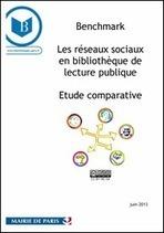 Bibliothèques de prêt de la Ville de Paris - Suivez-nous sur les réseaux sociaux | portail bibliothèque et numérique | Scoop.it