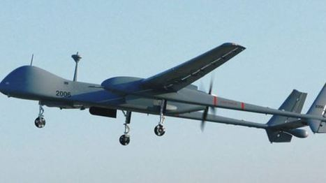 Iran shoots down Israel spy drone | Coffee Party News | Scoop.it