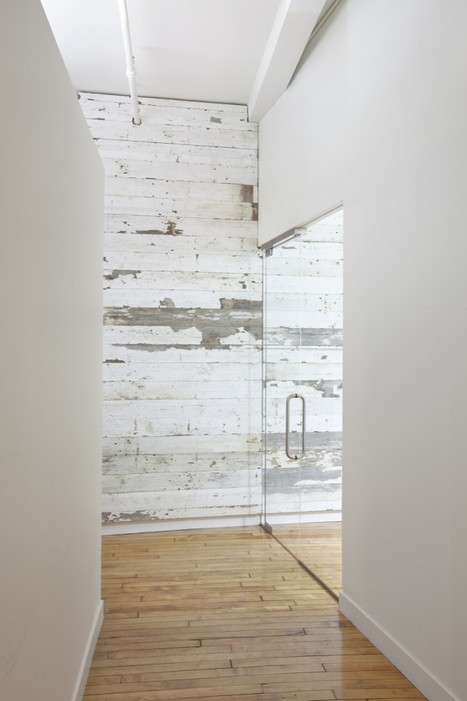 White washed recycled timber | Interior design | Scoop.it