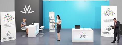 Silver Economy Expo Online, le Salon virtuel BtoB des technologies et services pour les seniors | Gérontologie - Silver économie | Scoop.it