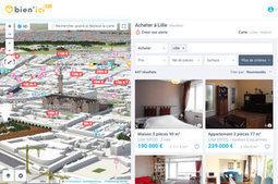 Bien'ici, le site pour chercher un bien immobilier autrement | MeilleursBiens.com | Scoop.it