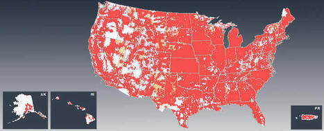 Verizon Coverage Map | Today's Technology | Scoop.it