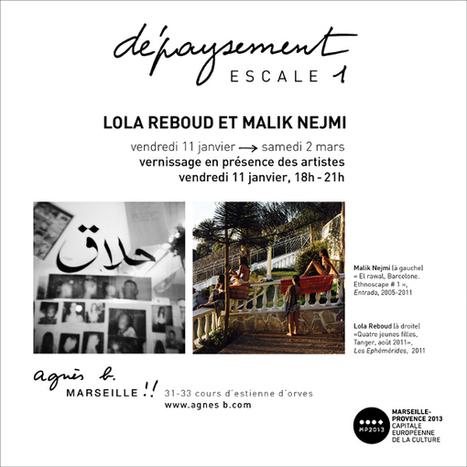 Marseille 2013 en Capitale … Lola Reboud s'expose | Esprit Lacordaire | Esprit de Synthèse | Scoop.it