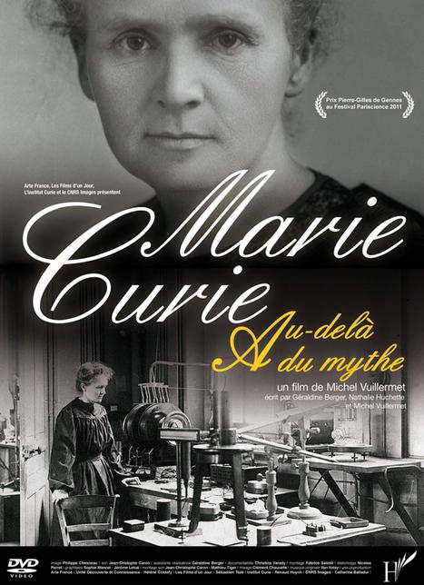 Marie Curie, au-delà du mythe | Nouveautés DVD de la BU Sciences-Pharmacie Tours | Scoop.it