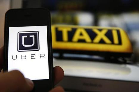 Uber gains from Mumbai cab strike as drivers protest competition | The New Global Open Public Sphere | Scoop.it