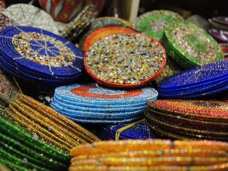 A Walk Through the Pan African Market - Art Lover's Paradise Showcases Heterogeneity of African Art | Culture | Scoop.it