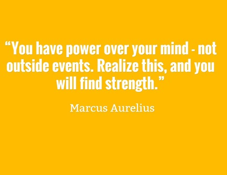 You have power over your mind. #quote | Check My Vibe | Scoop.it