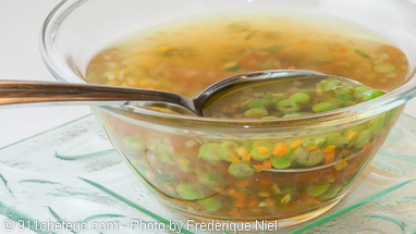 Beef Consommé | French Cuisine | Scoop.it