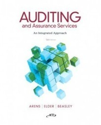 Test Bank For » Test Bank for Auditing and Assurance Services, 14th Edition: Alvin A. Arens Download | accounting | Scoop.it