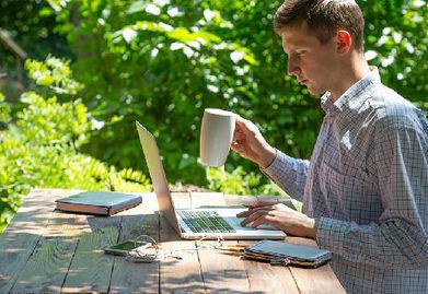 5 conseils à appliquer pour l'entrepreneur en télétravail | Portage salarial, être expert autonome ! | Scoop.it