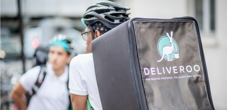 Ces start-up qui révolutionnent la livraison de repas | Startup et innovation | Scoop.it