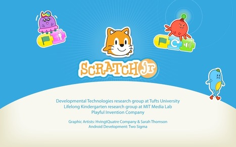 ScratchJr  est désormais disponible pour Android | good sciences teaching stuff - education XXIème | Scoop.it