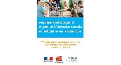 - Panorama statistique et enjeux de l'ESS en Normandie | L'actualité sur l'emploi, les métiers et la formation dans l'ESS | Scoop.it