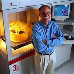 3D Printing Owes Debt of Gratitude to Laser Inventor Townes Who Died Last Week | Research_topic | Scoop.it