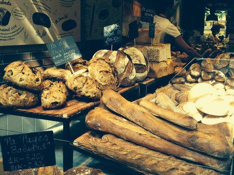 Las mejores panaderías de Gràcia | Plaça Lesseps | Scoop.it