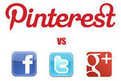 Pinterest Gaining Ground on Facebook, Twitter | Information Point Technologies | Social Media Butterflies | Scoop.it