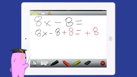 ScreenChomp: The iPad App to Record. Sketch. Share! | EdTechReview | Scoop.it