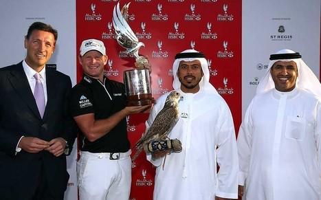 Jamie Donaldson overtakes Justin Rose to win Abu Dhabi HSBC Championship - Telegraph | UK Golf | Scoop.it