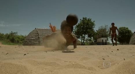A Bola: Cabeçabol, esporte dos índios brasileiros jogado só com a cabeça | ESPORTES - DESAFIOS | Scoop.it