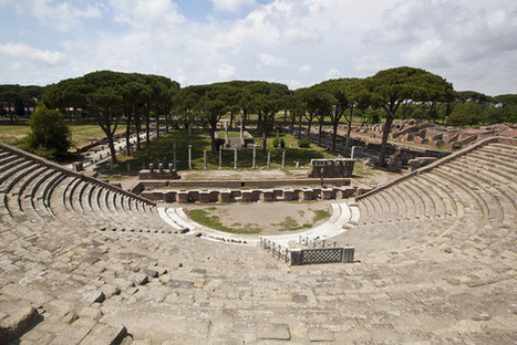 Vacations to Rome - In Ostia, a Search for the Secrets of Rome's Port | Rome Florence Venice Vacations | Scoop.it