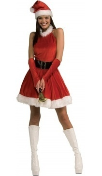 Le déguisement de Mère Noel : toujours dans la tendance pour les fêtes de fin d'année ! | Blog RueDeLaFete | deguisement noel | Scoop.it