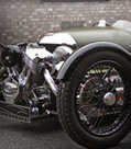 Morgan 3 Wheeler | Military Style Stuffs | Scoop.it