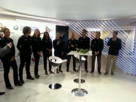 BMW accueille 9 nouveaux athlètes et lance «BMW Sport Experience» | Marketing sportif | Scoop.it