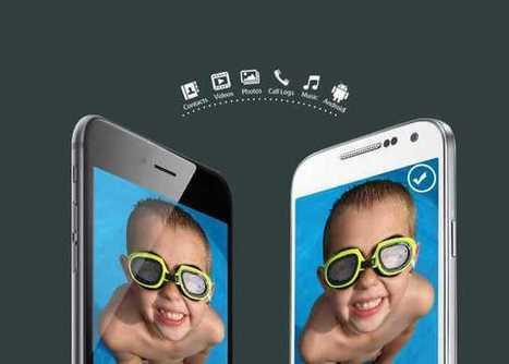 Trasferire dati tra iPhone, Android, WinPhone, Symbian, BlackBerry con 1 clic | AllMobileWorld Tutte le novità dal mondo dei cellulari e smartphone | Scoop.it