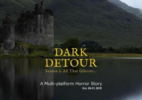 Get ready to do a Dark Detour | Transmedia: Storytelling for the Digital Age | Scoop.it